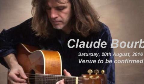 Claude Bourbon