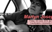 Martyn Joseph, 3rd June 2016
