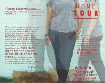 Chastity Brown, 30th September, 2014 2014