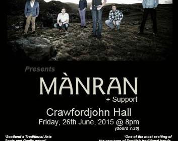 Manran, 26th June, 2015