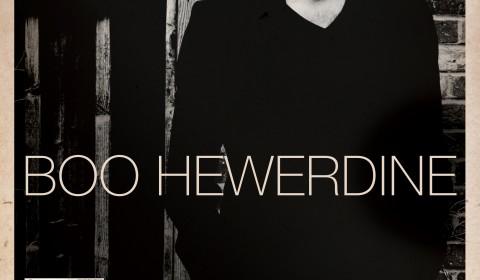 Boo Hewerdine A4 Tour Poster