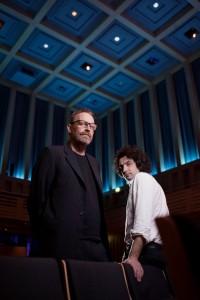 Boo Hewerdine and Dan Whitehouse