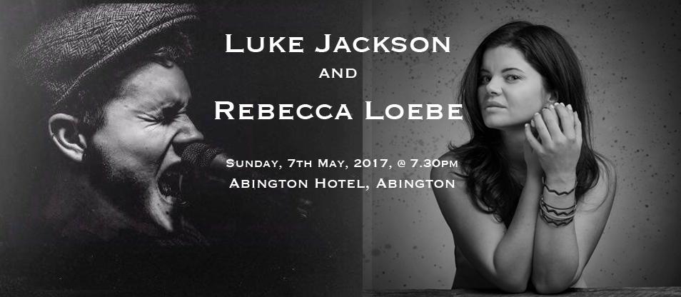 Luke Jackson & Rebecca Loebe