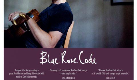 Blue Rose Code, Biggar, 1st April, 2017