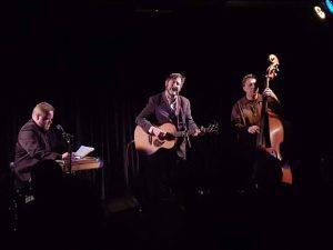 Peter Bruntnell Trio
