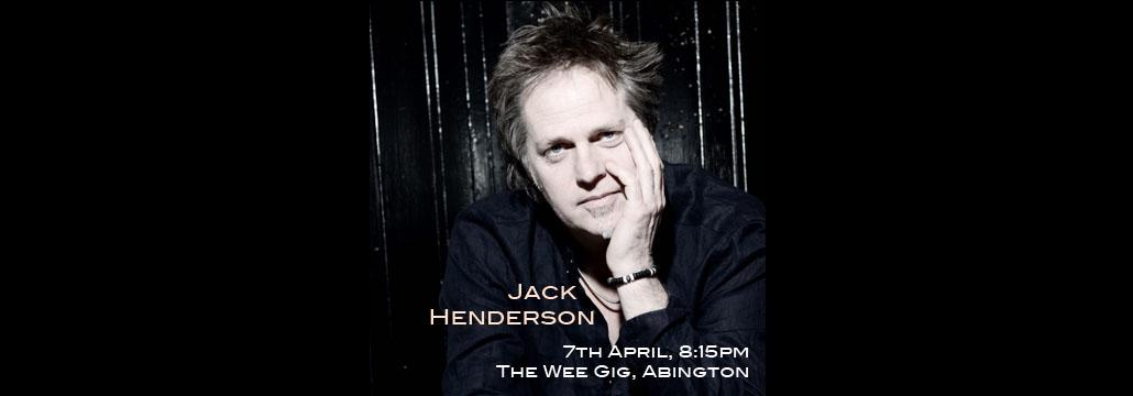 Jack Henderson
