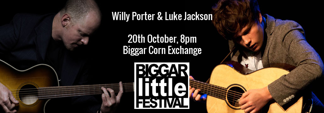 Willy Porter & Luke Jackson